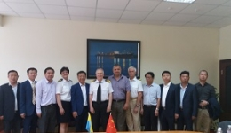 Delegation's of Science and Technology Department of Hubei Province, People's Republic of China visit